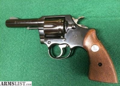 For Sale: Colt Metropolitan MKIII 38 spl in mint condition