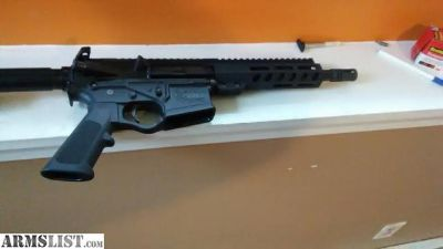 For Sale: psa ar complete pistol upper