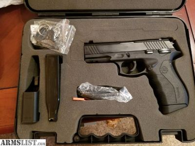 For Sale: Taurus P845 .45acp double stack.