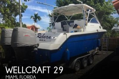 1999 Wellcraft 290 Coastal