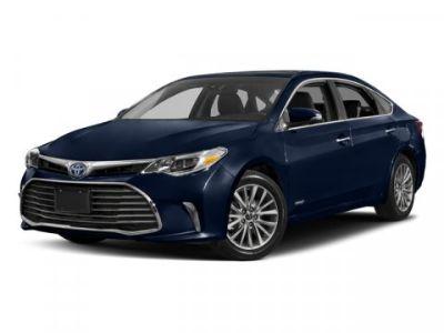 2017 Toyota Avalon Hybrid XLE Premium (Maroon)