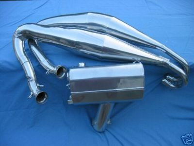 Buy CERAMIC COATING Yamaha Ski Doo Arctic Cat Exhaust Pipe motorcycle in Detroit, Michigan, United States, for US $189.95