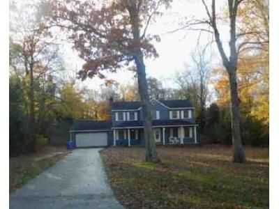 4 Bed 2.5 Bath Foreclosure Property in Waldorf, MD 20603 - Captain Dement Dr