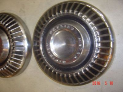 Buy 64 65 66 67 68 69 70 71 PONTIAC TEMPEST LEMANS GTO DOG DISH HUBCAPS WHEEL COVERS motorcycle in Kalamazoo, Michigan, United States, for US $49.00