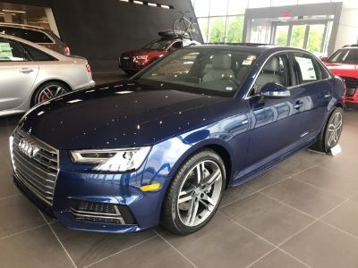 2018 Audi A4 ()
