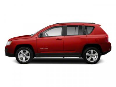 2011 Jeep Compass Latitude (Deep Cherry Red Crystal Pearl)