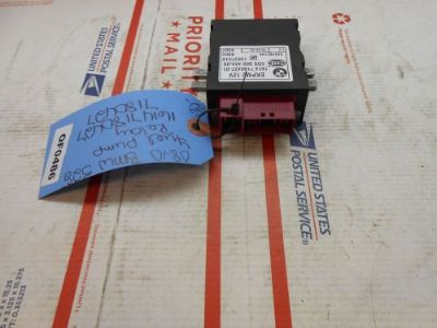 Purchase 08-10 BMW 528i fuel pump relay 16147180427 7180427 OF0486 motorcycle in Monroe, Georgia, United States, for US $40.00