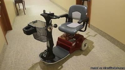 AMIGO REAR DRIVE MOTORIZED CHAIR