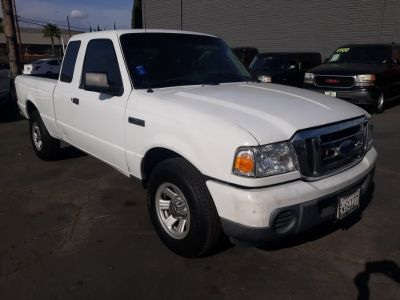 2009 Ford Ranger XL (White)