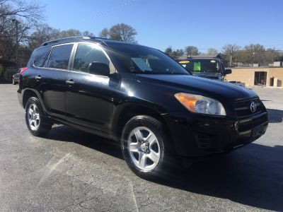 2010 Toyota RAV4 Base (Black)