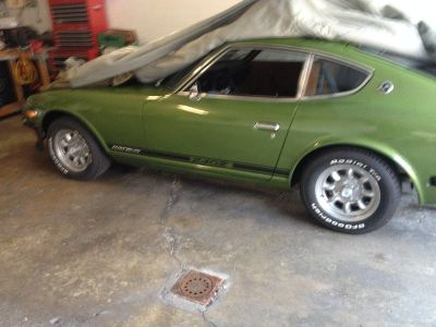 1973 Datsun 240Z-fully restored and heavily modified