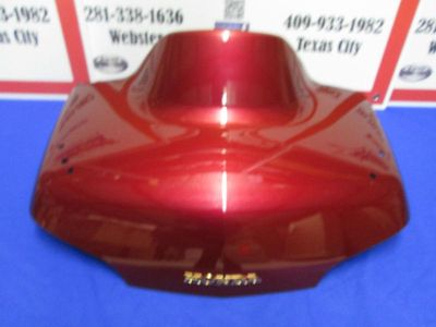 Buy Honda Goldwing GL1800 Trunk Lid 2001 2002 Cover Rear Box Fairing Gold Wing motorcycle in Webster, Texas, US, for US $179.99