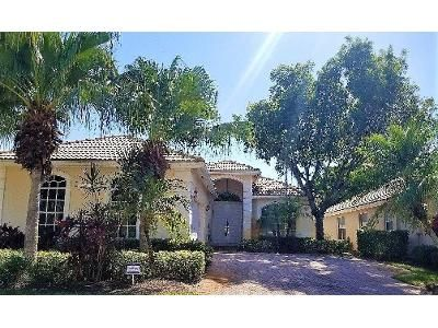 3 Bed 3 Bath Foreclosure Property in Lake Worth, FL 33467 - Fountains Dr S