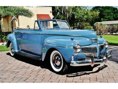 1941 DeSoto Series 8