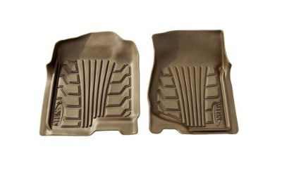 Purchase Nifty 283104-T Catch-It Mat Floor Mat 12 HONDA ACCORD Tan 2 pc. Front Tan motorcycle in Naples, Florida, US, for US $81.99