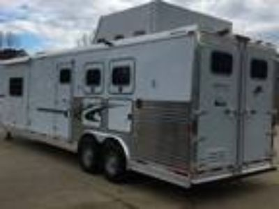 LQ Horse trailer portable toilet
