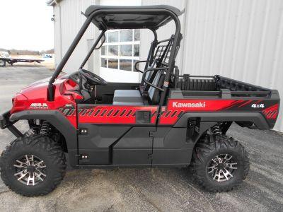 2018 Kawasaki Mule PRO-FXR Side x Side Utility Vehicles Belvidere, IL