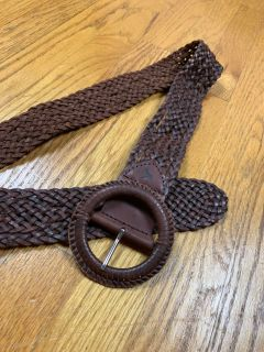Leather Belt - American Eagle