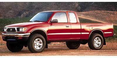 1997 Toyota Tacoma SR5 (Sunfire Red Pearl)