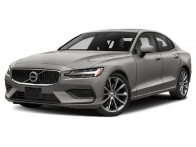 2019 Volvo S60 R-Design (DNM BLUE METALL)