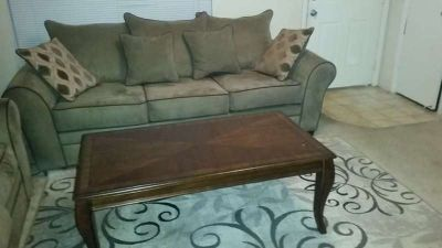 Used Bedroom and living room furniture
