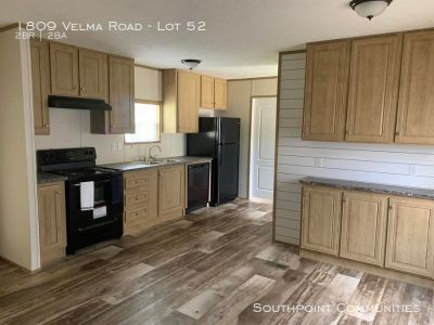 Single-family home Rental - 1809 Velma Road