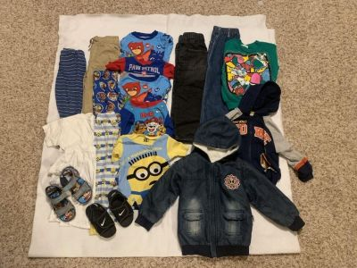 Toddler buy clothes. Size 4 t