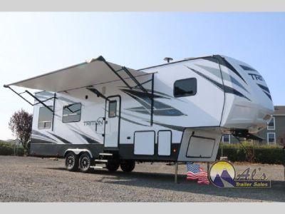 New 2019 Dutchmen RV Triton 2951