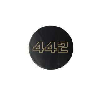 Sell 1985 1986 Oldsmobile 442 Wheel Center Cap Decal motorcycle in San Diego, California, United States, for US $6.92