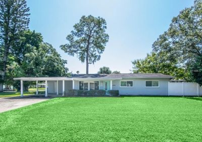 Welcome home to this adorable mid-century ranch in Shore Acres on a huge corner lot!