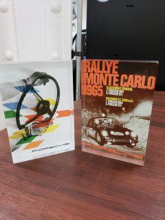 Porsche posters on Acrylic Blocks
