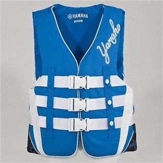 Sell Yamaha Womens Nylon PFD Life Vest Blue S motorcycle in Maumee, Ohio, United States, for US $40.99