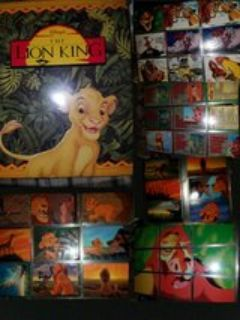 The Lion King Trading Card Collection