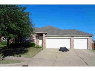 3 Bed 2 Bath Foreclosure Property in Forney, TX 75126 - Cooper Ridge Ln