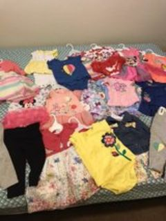 BRAND NEW ALL WITH TAGS BABY CLOTHES 6/9M/18m/2 NB