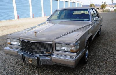 1991 Cadillac Brougham Arizona garage kept car near perfect!