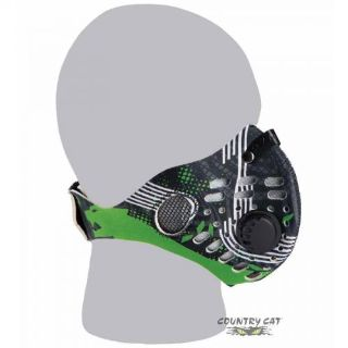 Find Arctic Cat ATV Neoprene Dust Air Filter Mask - Aircat Overdrive Green - 5258-07_ motorcycle in Sauk Centre, Minnesota, United States, for US $27.99