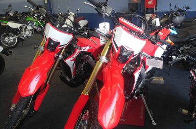 2019 Honda CRF450L Dual Purpose Motorcycles Marina Del Rey, CA