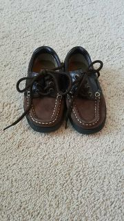 Hush Puppies Toddler Boy Shoes Size 7