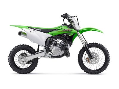 2017 Kawasaki KX85 Motocross Motorcycles North Reading, MA