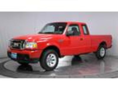 Used 2009 Ford Ranger Torch Red Clearcoat, 142K miles