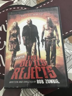 Devils rejects Dvd