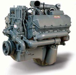Ford 6.9L Drop Engine