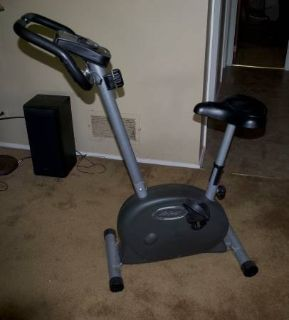 Life Gear Exercise Bike Magnetic Resistance Bike