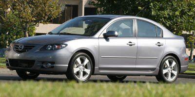 2006 Mazda Mazda3 i (Sunlight Silver Metallic)