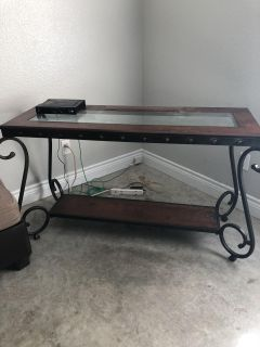 Sofa table or tv stand