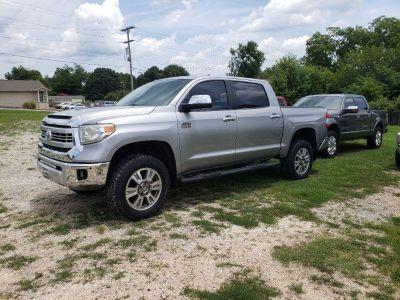 2014 Toyota Tundra Platinum (Silver)