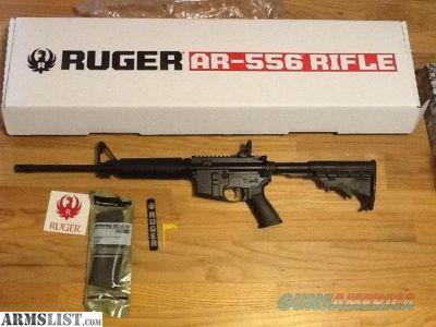 For Sale: Ruger AR15 556