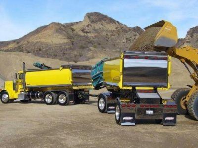 Dump truck & heavy equipment funding for all credits