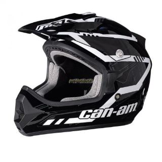 Buy Can-Am X-1 Cross Mission Helmet - White motorcycle in Sauk Centre, Minnesota, United States, for US $109.99